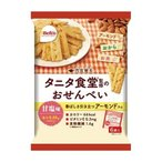 タニタ食堂監修のおせんべい アーモンド ( 6袋入 )