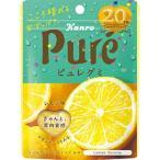 カンロ ピュレグミ レモン味 ( 56g )/ ピュレグミ