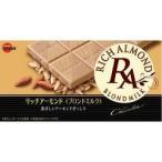ブルボン リッチアーモンド ブロンドミルク ( 1枚入 )