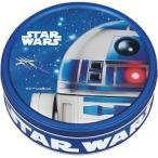 (訳あり)スター・ウォーズ バタークッキー缶 R2-D2 ( 54枚入 )