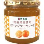 カンピー 国産果実使用 オレンジマーマレード ( 260g )/ Kanpy(カンピー)