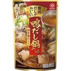 キッコーマン 贅沢だしがおいしい 鴨だし鍋つゆ ( 750g )