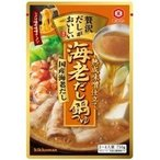 贅沢だしがおいしい 海老だし鍋つゆ 熟成味噌仕立て ( 750g )