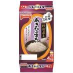 たきたてご飯 秋田県産あきたこまち 分割 ( 150g*4食入 )/ たきたてご飯