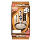 たきたてご飯 新潟県産こしひかり 分割 ( 150g*4食入 )/ たきたてご飯 ( レトルト インスタント食品 )