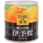 にっぽんの果実 瀬戸内産 伊予柑 ( 190g )/ にっぽんの果実