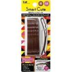スマートキュート 強力アレンジピン M 茶 HC3325 ( 10本入 ) /  スマートキュート