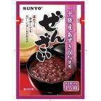 サンヨー 十勝産あずき100%使用 ぜんざい ( 160g ) ( お菓子 おやつ )