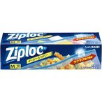 ジップロック イージージッパー ( M*10枚入(17.7cm*20.3cm) )/ Ziploc(ジップロック) ( キッチン用品 )