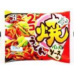 五木食品 2コ焼うどん ソース味 ( 406g*18袋入 )