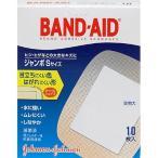 バンドエイド ジャンボ Sサイズ ( 10枚入 )/ バンドエイド(BAND-AID) ( 絆創膏 ばんそうこう 防災グッズ 大きいサイズ )