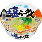 サッポロ一番 塩らーめん どんぶり ( 1コ入 ) /  サッポロ一番 ( カップラーメン カップ麺 インスタントラーメン非常食 )