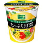 Yahoo!爽快ドラッグサッポロ一番 グリーンプレミアム たっぷり野菜 塩レモン味らーめん ( 1コ入 )/ サッポロ一番