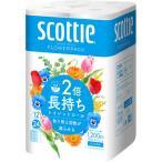 スコッティ フラワーパック 2倍巻き シングル ( 12ロール )/ スコッティ(SCOTTIE) ( 日用品 トイレットペーパー )