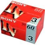 ソニー ミニDVカセット 3DVM60R3 ( 3本入 ) /  SONY(ソニー)