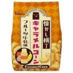 懐かし横丁 キャラメルコーン フルーツ牛乳味 ( 77g )