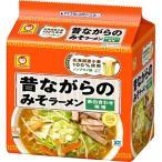 マルちゃん 昔ながらのみそラーメン ( 5食入 ) ( インスタントラーメン )