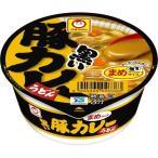 マルちゃん 黒いまめ豚カレーうどん(ミニカップ) ( 1コ入 ) ( インスタント うどん )