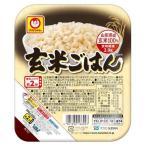 マルちゃん 玄米ごはん ( 160g ) ( マルちゃん レトルト ごはん インスタント食品 )