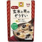 (訳あり)玄米と麦のぞうすい 豆入り ( 250g )/ マルち