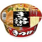 マルちゃん 和庵(なごみあん) きつねうどん 西 ( 1コ入 ) ( うどん カップ麺 非常食 )