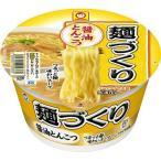 マルちゃん 麺づくり 醤油とんこつ ケース ( 89g*12個入 )/ マルちゃん