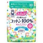 ナチュラ さら肌さらり コットン100%吸水ナプキン 少量用 ( 26枚入 ) /  ナチュラ