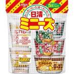 日清ミニーズ ( 5食入 ) ( カップラーメン セット 日清 チキンラーメン5食 ミニ )