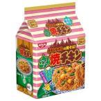 日清 アジアン焼チキン 具付き ( 3食入 )/ チキンラーメン