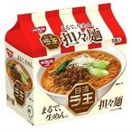 日清ラ王 担々麺 ( 5食入 )/ 日清ラ王