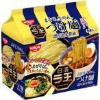 日清ラ王 つけ麺 濃厚魚介醤油 ( 5食入 )/ 日清ラ王