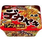 日清デカヤキ ソース焼そば からしマヨネーズ付 ( 1コ入 )
