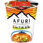 (訳あり)【数量限定】日清 THE NOODLE TOKYO AFURI 限定 柚子辣湯麺 ( 1コ入 )