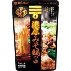 ミツカン 〆まで美味しい濃厚みそ鍋つゆ ストレート ( 750g ) ( 調味料 つゆ スープ )