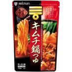 ミツカン 〆まで美味しい キムチ鍋つゆ ストレート ( 750g )