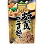 ミツカン 焙煎ごま鍋つゆ ストレート ( 750g )