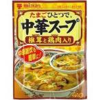 ミツカン 中華スープ 椎茸と鶏肉 ( 35g ) ( 椎茸 調味料 つゆ スープ )