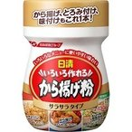 Yahoo!爽快ドラッグ日清 いろいろ作れるから揚げ粉 サラサラタイプ ( 130g )