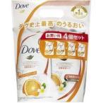 ダヴ ボディウォッシュ オレンジ&ティアラフラワー つめかえ ( 360g*4コ入 )/ ダヴ(Dove)