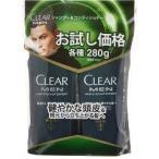 【在庫限り】クリア フォーメン お試し容量 ポンプペア ( 1セット )/ クリア(CLEAR)