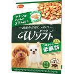 ビタワン君のWソフト 低脂肪 チキン味・やわらかささみ添え ( 200g )/ ビタワン コンボ(COMBO) 日本ペットフード