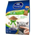 コンボ プレゼント キャット ドライ肥満が気になる猫用 まぐろとかつお味 ( 20g*12袋入 )/ コンボ(COMBO)