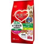ビューティープロ キャット 猫下部尿路の健康維持 低脂肪 1歳から チキン味 ( 80g*7袋入 )/ ビューティープロ
