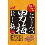 ノーベル製菓 はちみつ男梅ほし梅 ( 20g )