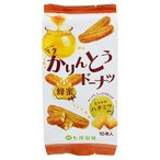 (訳あり)七尾製菓 半生かりんとうドーナツ 蜂蜜 ( 10本入 )