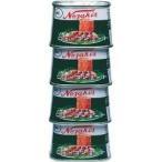 ショッピングコン ノザキのニューコンミート ( 100g*4缶 )/ ノザキ(NOZAKI'S) ( 馬肉  牛肉 )