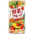 サンガリア ベジライフ 野菜とフルーツ ( 190g*30本入 )