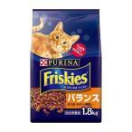 フリスキードライ バランス かつお・チキン・野菜入り ( 1.8kg )/ フリスキー(Friskies)
