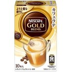 ネスカフェ ゴールドブレンド スティック コーヒー ( 10本入 )/ ネスカフェ(NESCAFE)