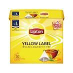 (自然のティーエッセンス配合)リプトン イエローラベル ティーバッグ ( 50包 )/ リプトン(Lipton) ( 紅茶 )